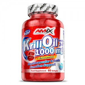 Amix Kril Oil 1000 mg