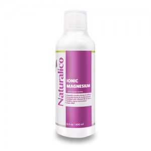 Naturalico Ionic Magnesium with Stevia 400 ml
