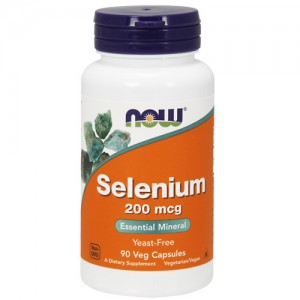 Now Foods Selenium 200 mcg цена
