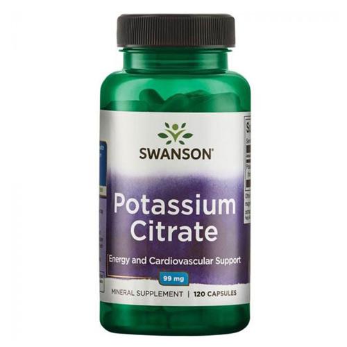 Swanson Potassium Citrate 99 mg