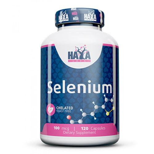 Haya labs Selenium 100mcg