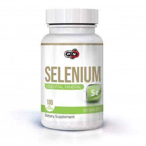 Pure Nutrition Selenium 100mcg