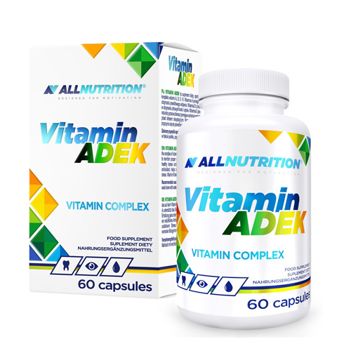 Allnutrition Vitamin ADEK 60 caps