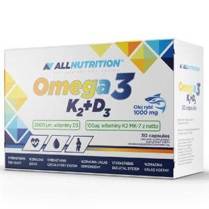 SFD Omega 3 K2+D3 цена