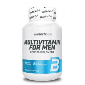 BioTech USA Multivitamin for men  цена