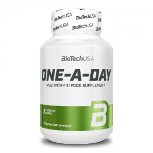 BioTech USA One A Day 100 Tabs цена