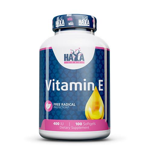Haya Labs Vitamin E 400 IU
