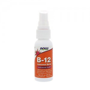 Now Foods B-12 Liposomal Spray