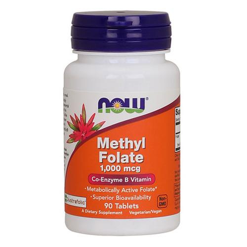 Now Foods Methyl Folate