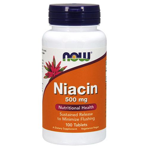 Now Foods Vitamin B-3 (Niacin)