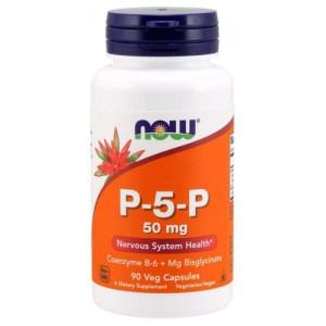 Now Foods P-5-P 50 mg