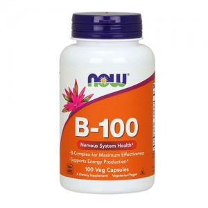 Now Foods Vitamin B-100