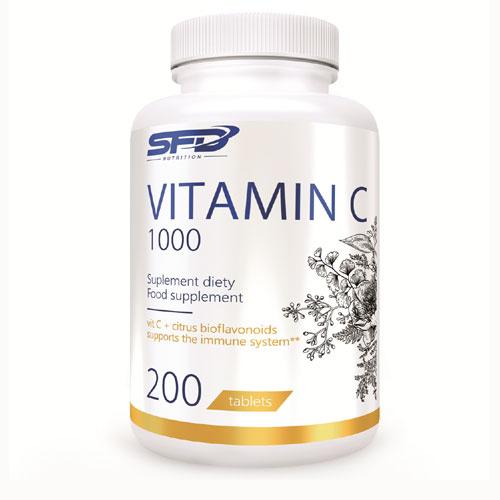 SFD Vitamin C 1000 mg 200 tabs