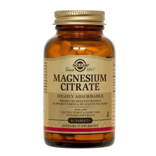 Solgar Magnesium Citrate 200 mg