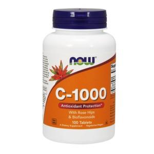 Now Foods Vitamin C-1000 цена