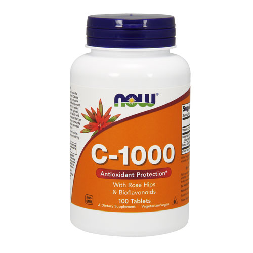 Now Foods Vitamin C-1000