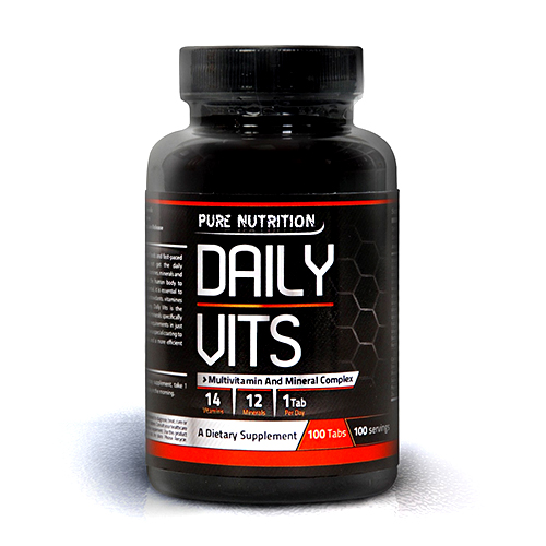 Pure Nutrition Daily Vits