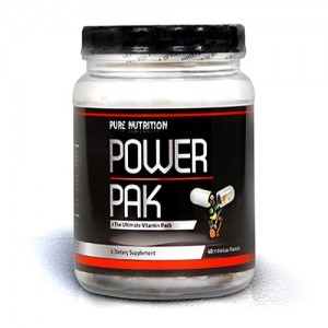 Pure Nutrition Power pak цена