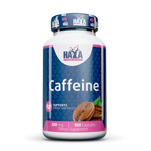 Haya Labs Caffeine 200 mg 100 Caps