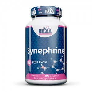 Haya Labs Synephrine 20 mg 100 Caps