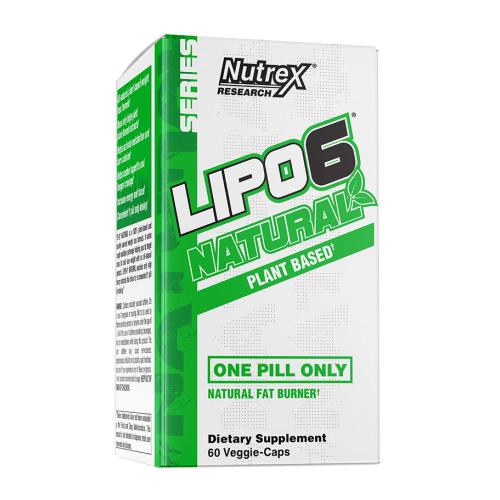 Nutrex Lipo 6 Natural