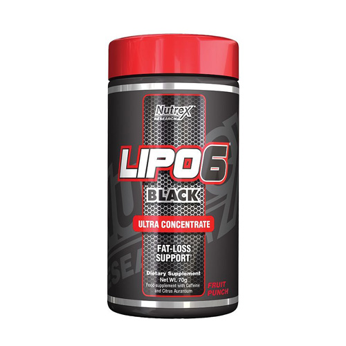 Nutrex Lipo 6 Black Powder Ultra Concentrate