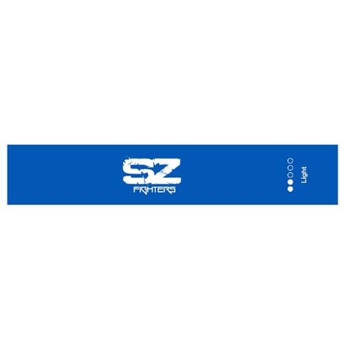 Ластици за тренировка лента - Съпротивление 7-9 кг