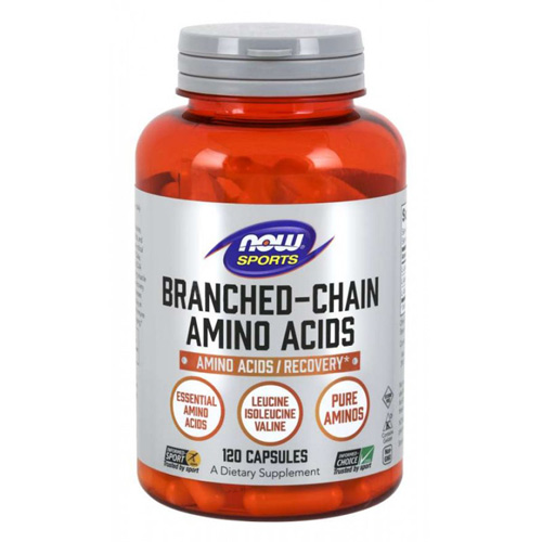 Now Foods Branched Chain Amino Acid