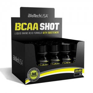BioTech USA BCAA shot цена