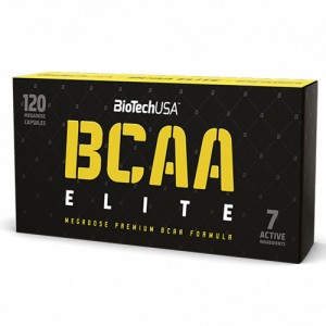 BioTech USA BCAA Elite цена