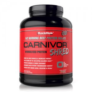 MuscleMeds Carnivor Shred цена