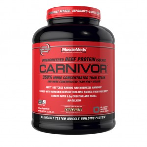 MuscleMeds Carnivor Beef Protein Isolate цена