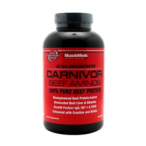 Musclemeds Carnivor Beef Aminos цена