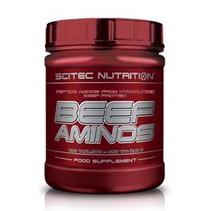 Scitec Beef Aminos цена