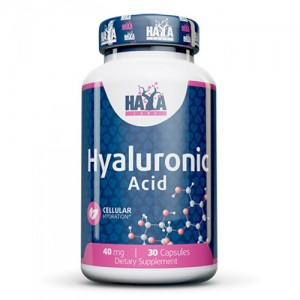 Haya Labs Hyaluronic Acid 40 mg 30 caps