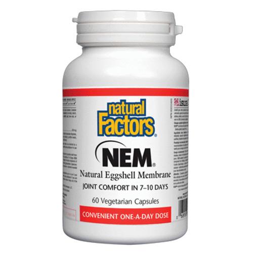 Natural Factors NEM Natural Eggshell Membrane