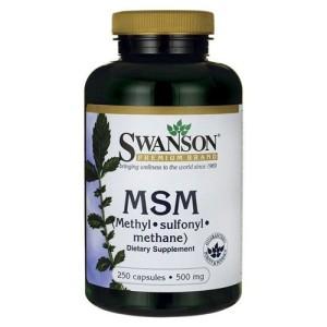 Swanson MSM 500 mg