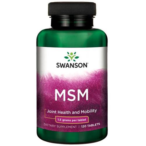 Swanson MSM 1500 mg