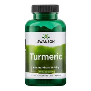Swanson Premium Turmeric 720mg цена
