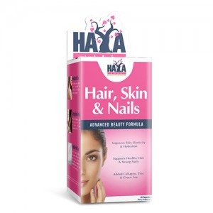 Haya Labs Hair, Skin and Nails цена