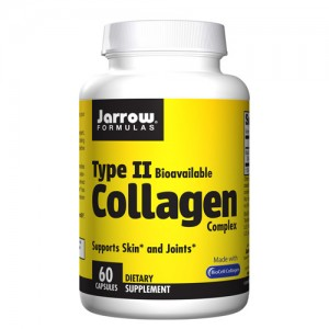 Jarrow Formulas Type II Collagen Complex 500 mg - 60 Capsules цена