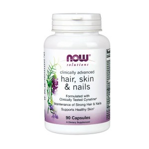 Now Foods Hair, Skin & Nails цена