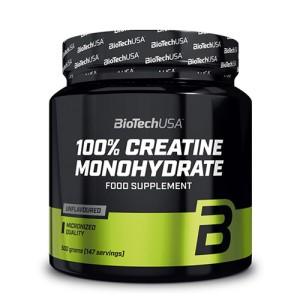 BioTech USA 100% Creatine Monohydrate цена