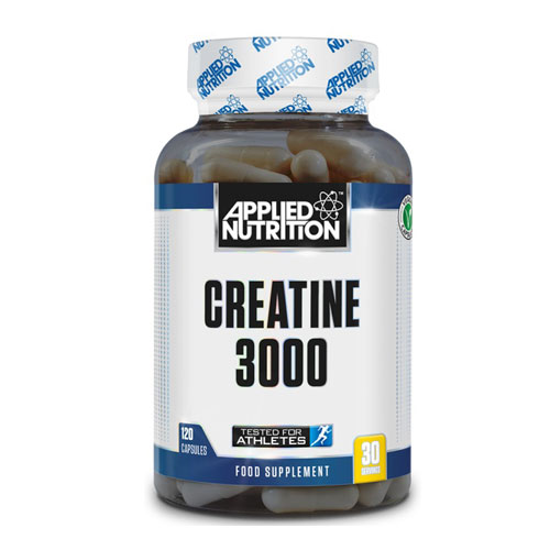 Applied Nutrition Creatine 3000 - 120 caps