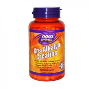 Now Foods Kre-Alkalyn цена
