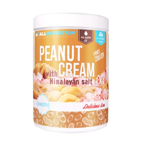 Allnutrition Peanut Cream with Himalayan salt