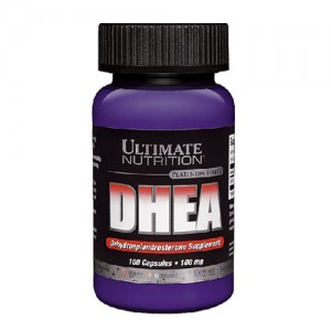 Ultimate Nutrition DHEA 100 mg. 100 caps.