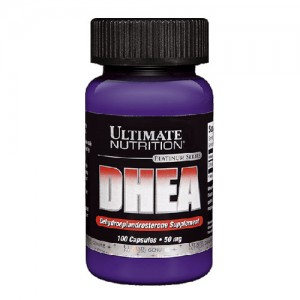 Ultimate Nutrition DHEA 50 mg. 100 caps.