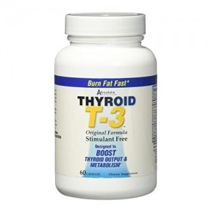 Absolute Nutrition Thyroid T3