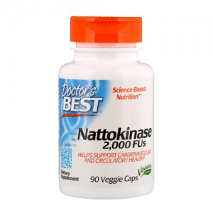 Doctor's Best Nattokinase 100 mg